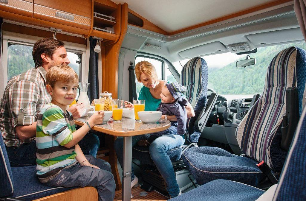 Wohnmobil: Mit Dieselheizungen unbeschwerter reisen