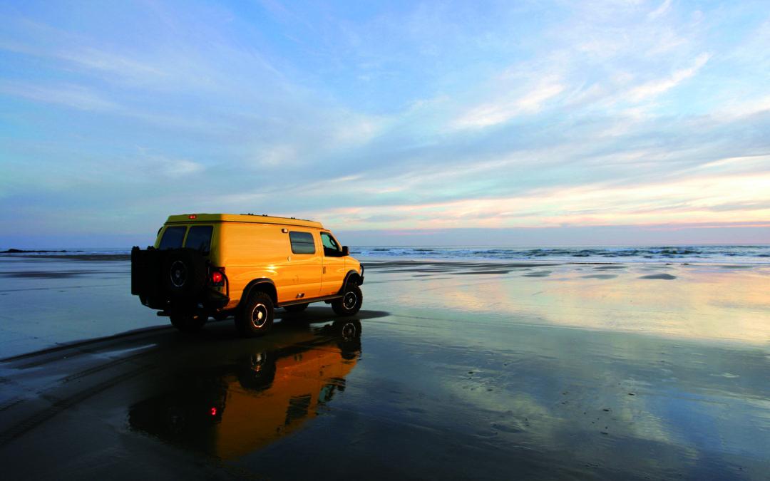 Reisetipp fürs Wohnmobil: Mehr Unabhängigkeit beim Reisen