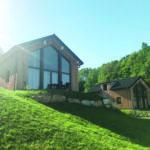 Ein modernes gut ausgestattetes Ferienhaus - Dies gilt als wertvolle Geldanlage.