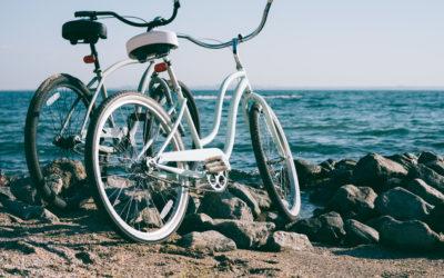 Ein aufregender Sommer mit Fahrradtouren an der Ostsee